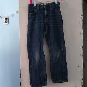 Levi's 511 Slim Fit Jeans Size 7x